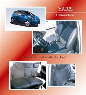 Toyota Yaris 2007-2011