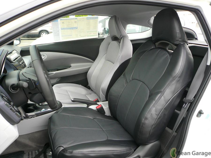 Wondrous Clazzio Seat Covers Honda Cr Z 2010 Inzonedesignstudio Interior Chair Design Inzonedesignstudiocom