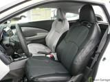 Clazzio Leather Insert Seat Covers - Honda CR-Z 2010+ - Honda CR-Z/Clazzio Seat Covers