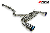 ARK Performance DT-S Burnt Tip Exhaust - Scion FR-S  13-ON