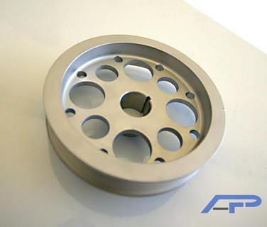 Agency Power Lightweight Aluminum Crank Pulley - Scion xB / Scion tC - Scion xB/Scion xB 2008-2012/Engine Parts