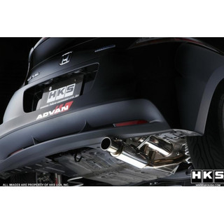 HKS Hi Power Cat-Back Exhaust - Honda CR-Z - Honda CR-Z/Exhaust