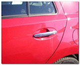 Zeta Products Chrome Door Handle Covers - Scion xD - Scion xD/Exterior
