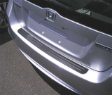 Zeta Products Rear Bumper Protector - Honda Insight 10+ - Honda Insight/Exterior
