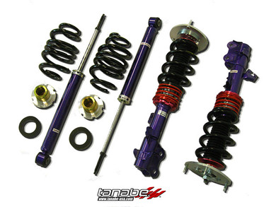 Tanabe Sustec Pro S-0C Coilovers - Nissan Cube - Nissan Cube/Suspension/Coilovers
