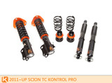 KSport Kontrol Coilovers - Scion tC 2011+