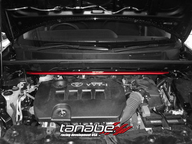 Tanabe Front Strut Bar - Scion xB 08+ - Scion xB/Scion xB 2008-2012/Suspension/Handling