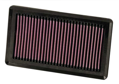 K&N Direct Air Filter Replacement - Nissan Cube - Nissan Cube/Air Intake
