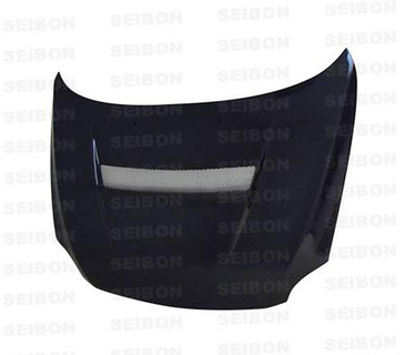 Seibon VSII Vented Carbon Fiber Hood - Scion tC 05-10 - Scion tC/Scion tC 05-10/Exterior