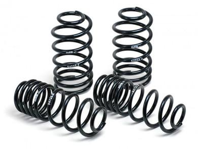 H&R Lowering Springs - Toyota Matrix 03-08 - Toyota Matrix/Suspension/Lowering Springs