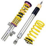 KW Coilover Kit V2 - Toyota Yaris Liftback / Hatchback 07-10 - Toyota Yaris/Suspension/Coilovers
