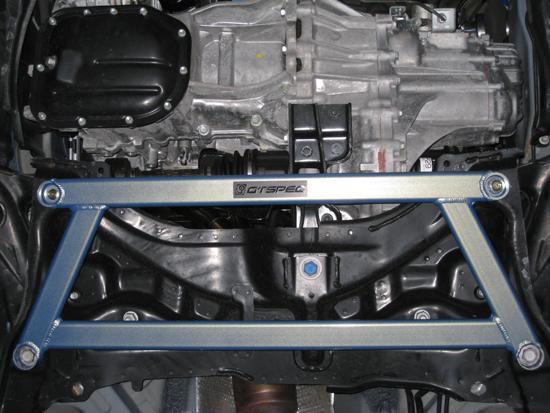 GTSPEC 4 Point Under Brace - Toyota Yaris 06-09