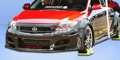 Duraflex  Touring Widebody Fender Flares - Scion tC 05-10 - Scion tC/Scion tC 05-10/Exterior