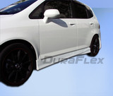 Duraflex GT Competition Body Kit - Honda Fit 07-08