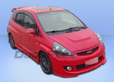 Duraflex Type M Widebody Body Kit - Honda Fit 07-08
