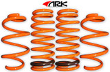 ARK Performance GT-F Lowering Springs - Honda Fit 2007-14