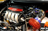 HKS Racing Suction Intake - Honda CR-Z 10+ - Honda CR-Z/Air Intake