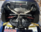 Agency Power Cat-Back Exhaust - Scion FR-S