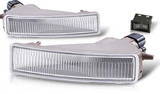 Fog Lights - Clear - Scion xB 04-07
