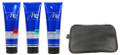 ME - Men and the Environment - Trio Pack + Bonus Toiletry Bag