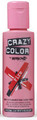 Crazy Color - Semi-Permanent Hair Color Cream 100ml - #56 Fire