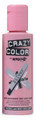 Crazy Color - Semi-Permanent Hair Color Cream 100ml - #027 Silver