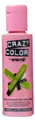 Crazy Color - Semi-Permanent Hair Color Cream 100ml - #68 Lime Twist