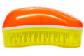 Dessata - Coconut Scented Mini Detangling Brush - Tangerine/Yellow