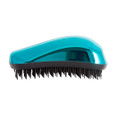 Dessata - BRIGHT Chrome Turquoise Original Detangling Brush