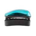 Dessata - BRIGHT Chrome Turquoise Mini Detangling Brush