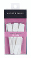 ARTIST'S CHOICE - Cosmetic Spatulas - 12 Pack