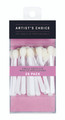 ARTIST'S CHOICE - Single Ended Eye Makeup Applicators - 20 Pack