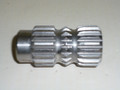 Replacement steel spline