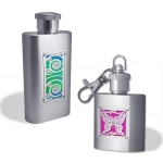 Tiny Flasks - 1 Oz & 2 Oz