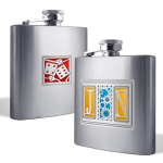 Flasks 8 Oz