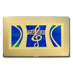 Art & Music Business Card Cases
