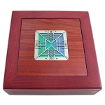 Art & Music Jewelry Boxes