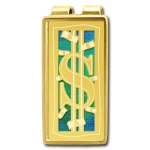 Symbolic Money Clips
