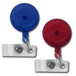 Retractable Badge Reels