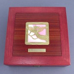 Angel Jewelry Box Holds Memories of Childhood