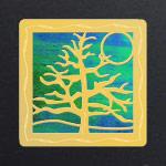 Gold - Rainforest Iridescent