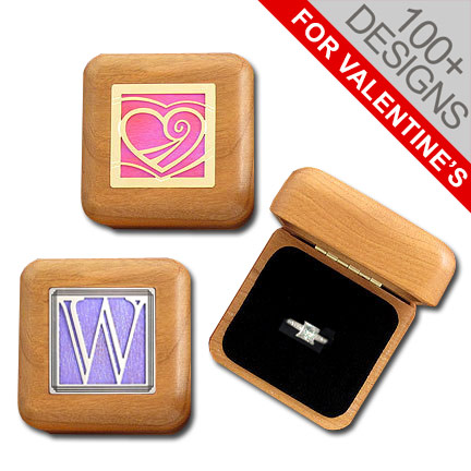 keepsake ring boxes