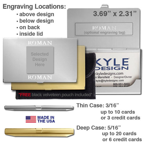 Unique business card holders cases personalized in 100 designs business card holders cases colourmoves