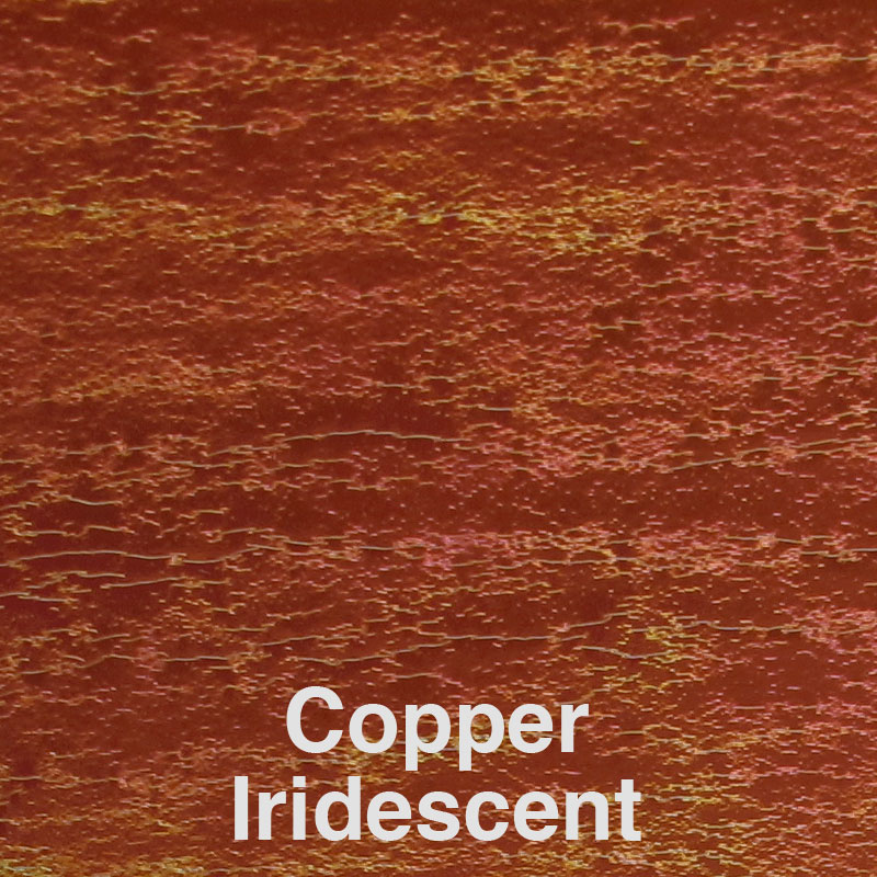Copper Iridescent Color