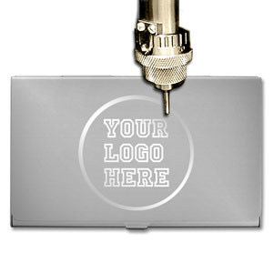 Logo Business Card Holders