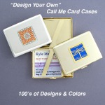 Design Your Own Mommy Calling Card Cases