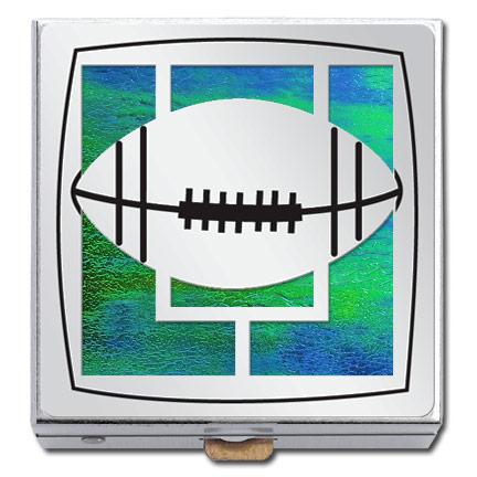 football party hangover pill box