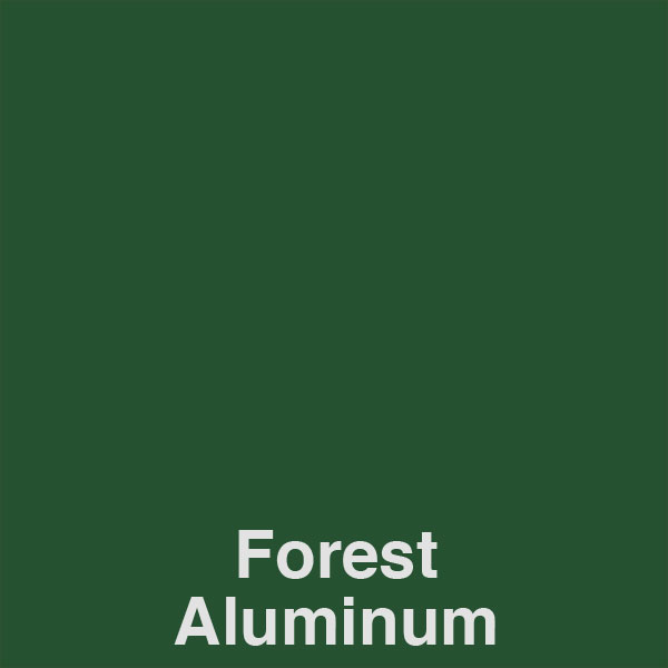 Forest Aluminum Color