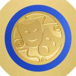 Gold - Blue Aluminum