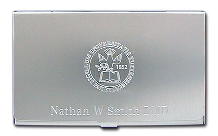 Logo engraving services - corporate seal